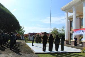 Apel Peringatan Hari Pahlawan 10 November