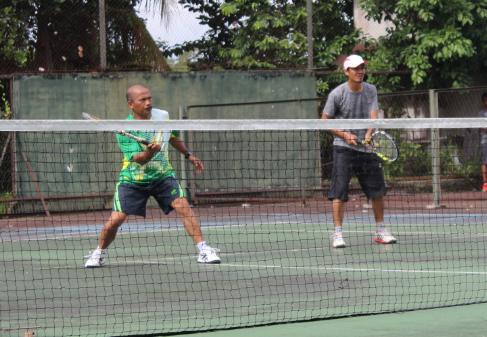 Atlet Tenis PA Sambas Ikuti Turnamen Piala KMA di Bandung