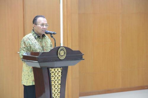 SEKRETARIS MAHKAMAH AGUNG: SUBTANSI REFORMASI BIROKRASI ITU PELAYANAN PUBLIK BEBAS KORUPSI DAN PUNGLI