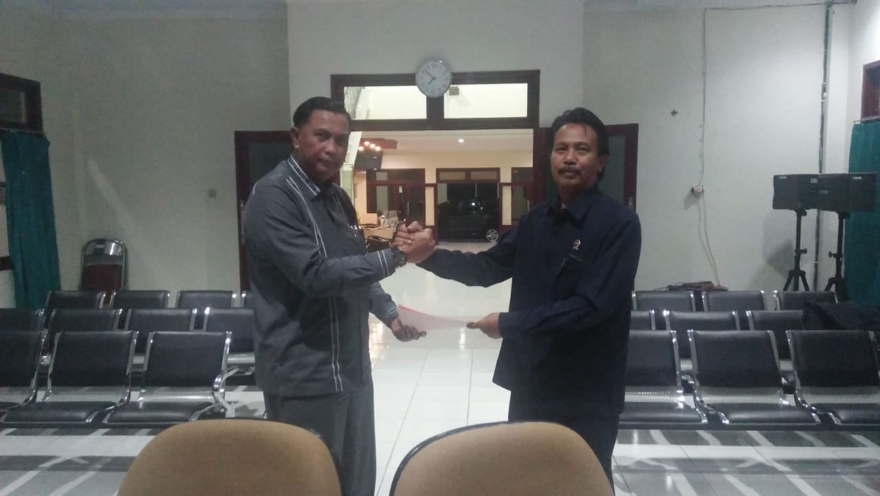 Tim PNBP Mahkamah Agung Lakukan Monitoring dan Pembinaan di PA Sambas